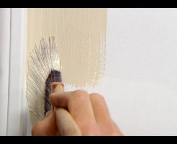 How to Cut in Paint Edges with a Brush - This Old House